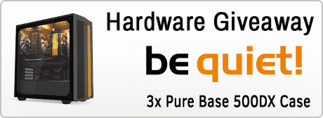 Hardware Giveaway