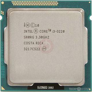 Intel Core I3 Vergleich