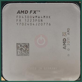 Amd Fx 4300 Specs Techpowerup Cpu Database