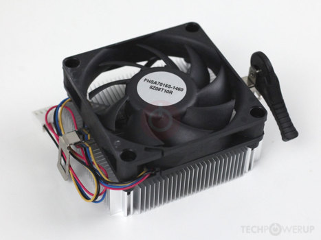 Bundled Heatsink