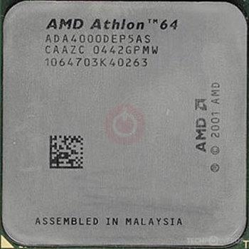 2.4 GHz Processor ADA4000DEP5AS SOCKET 939 DESKTOP CPU AMD Athlon 64 4000
