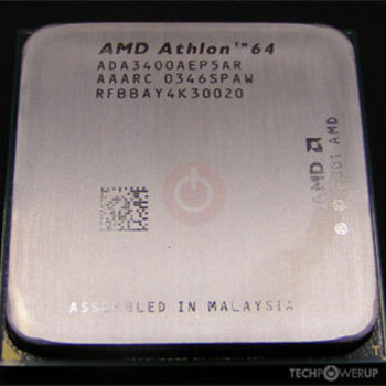 Amd Athlon 64 3400 Specs Techpowerup Cpu Database