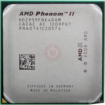 Amd Phenom Ii X4 955 Be Specs Techpowerup Cpu Database