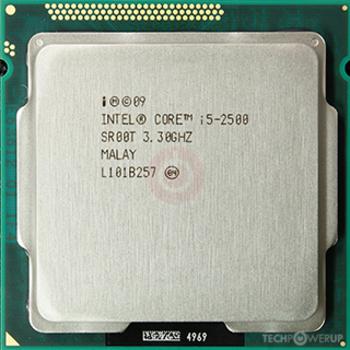 Intel Core i5 Processor i5-2500 3.3GHz 6MB LGA1155 CPU Renewed OEM