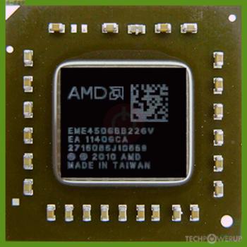 Amd E 450 Specs Techpowerup Cpu Database