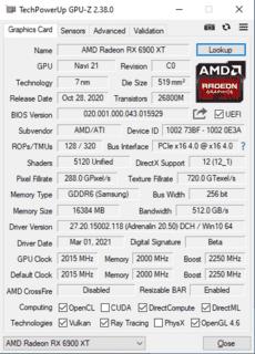 Download TechPowerUp GPU-Z | TechPowerUp