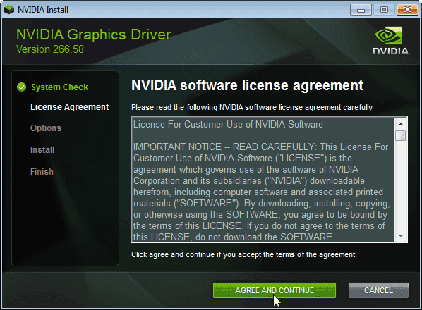 graphic driver nvidia download