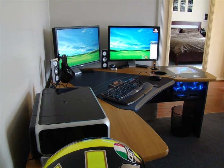 Image Result For Bedroom Computer Desk Ideas