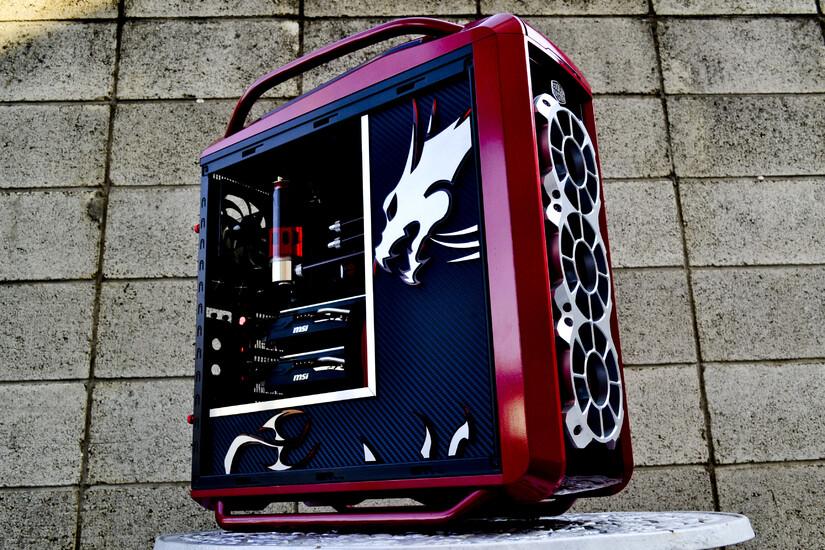 Steel Dragon   TechPowerUp Case Modding Gallery