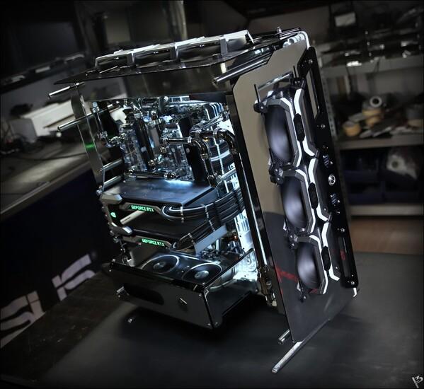 L3p Spectre | TechPowerUp Case Modding Gallery