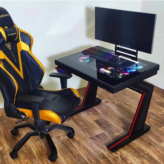 Mini Desk PC | TechPowerUp Case Modding Gallery