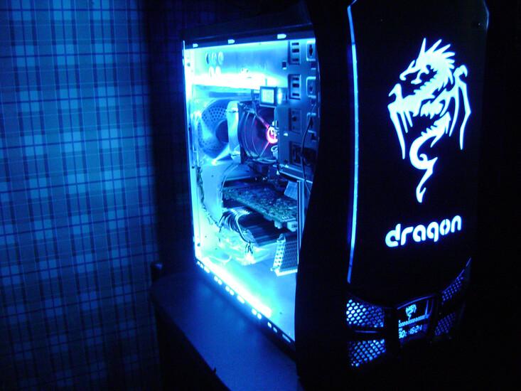 Codename Blue Dragon (Update)   TechPowerUp Case Modding Gallery