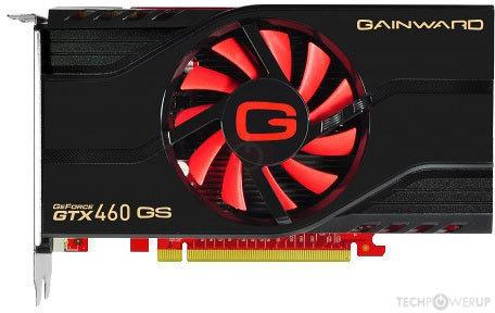 GAINWARD GTX 460 TREIBER WINDOWS 7