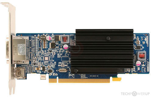 Sapphire Hd 6450 1 Gb Specs Techpowerup Gpu Database