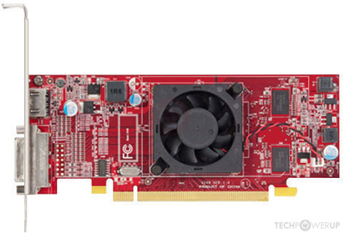 Xfx Hd 7450 1 Gb Specs Techpowerup Gpu Database