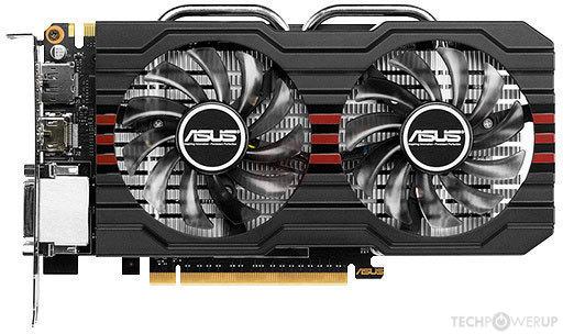 Asus GeForce GTX650 Ti GTX650TI-OC-2GD5 Drivers Download (2019)