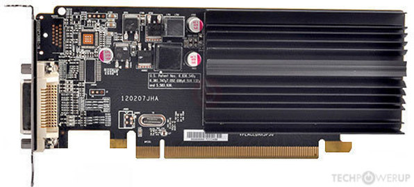 XFX TSK HD 5450 X54 1 GB Specs | TechPowerUp GPU Database