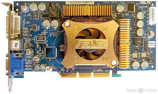 Asus V9950 Vista