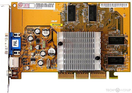 DRIVERS ASUS V8170 64M