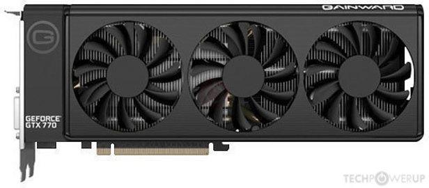 Gainward GTX 770 Specs | TechPowerUp GPU Database