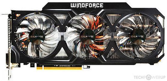 GIGABYTE GTX 770 WindForce 3X OC 4 GB Specs | TechPowerUp GPU Database