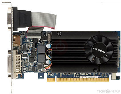 GIGABYTE GT 610 Specs | TechPowerUp GPU Database