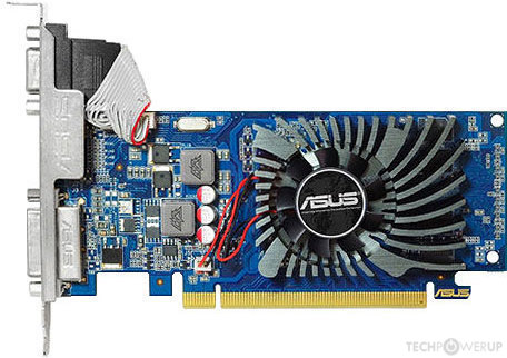 ASUS GT 610 Low Profile Specs | TechPowerUp GPU Database