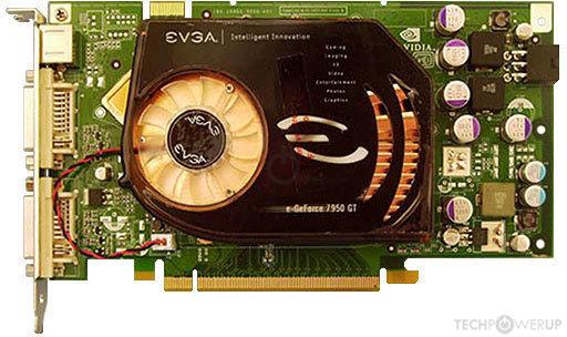 Graphics Processor GPU Name G71