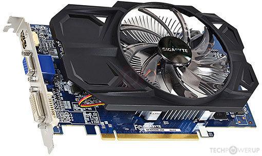 GIGABYTE R7 250 OC 2 GB Rev  2 Specs | TechPowerUp GPU Database