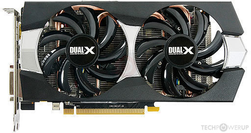 Sapphire Dual-X R9 270X OC 4 GB Specs | TechPowerUp GPU Database