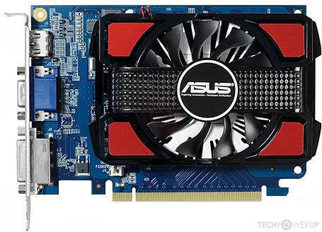 Asus GeForce GT630 GT630-2GD3-V2 Windows Vista 32-BIT