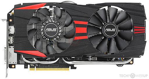 ASUS R9 280 DirectCU II TOP Specs | TechPowerUp GPU Database