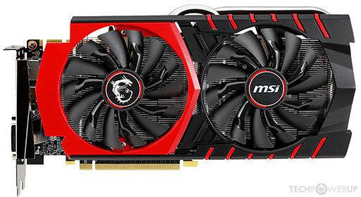 MSI GTX 970 Gaming Specs | TechPowerUp GPU Database