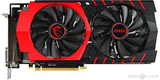 MSI R9 390 Gaming Specs | TechPowerUp GPU Database
