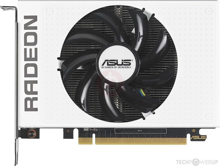 ASUS R9 Nano White Specs | TechPowerUp GPU Database
