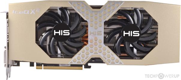 HIS R9 390 IceQ X2 II Specs | TechPowerUp GPU Database