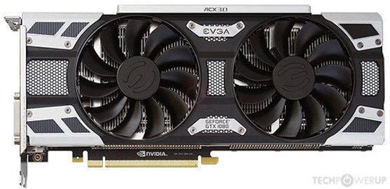EVGA GTX 1080 SC ACX 3 0 Specs | TechPowerUp GPU Database