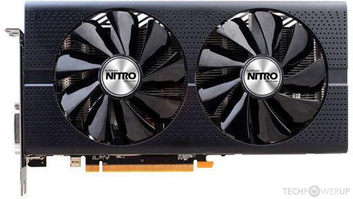 Sapphire NITRO+ RX 470 OC Specs | TechPowerUp GPU Database