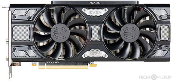 EVGA GTX 1070 SC Black Edition ACX 3 0 Specs   TechPowerUp GPU Database