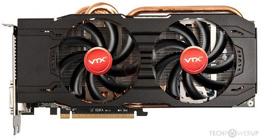 VTX3D R9 390 Dual Fan Specs | TechPowerUp GPU Database
