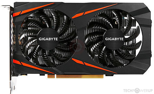 GIGABYTE RX 550 GAMING OC Specs | TechPowerUp GPU Database