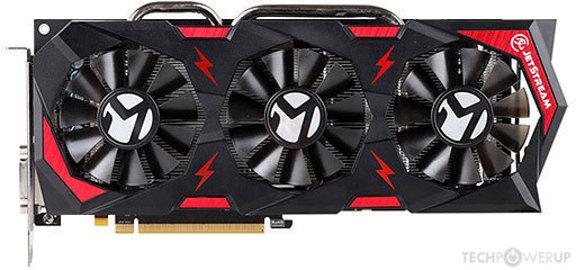 MAXSUN RX 580 JetStream 8 GB Specs | TechPowerUp GPU Database