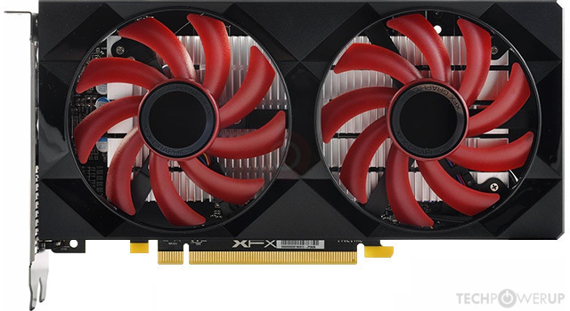 XFX RX 560 Double Dissipation OC 4 GB Specs | TechPowerUp GPU Database