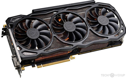 EVGA GTX 1080 Ti Kingpin Edition Specs | TechPowerUp GPU