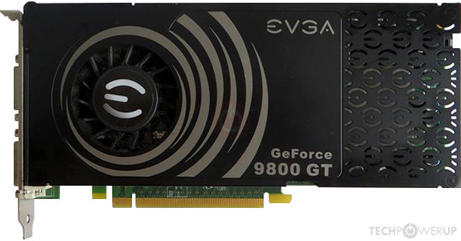 EVGA 9800GT DRIVERS FOR PC
