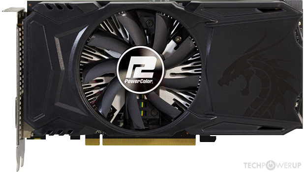 PowerColor Red Dragon RX 560 14CU 4 GB Specs | TechPowerUp GPU Database