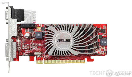 Asus Hd 6450 Silent Low Profile 1 Gb Specs Techpowerup Gpu Database