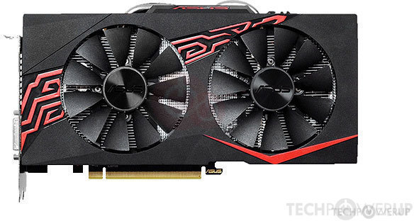 ASUS EXPEDITION RX 570 OC 8 GB Specs | TechPowerUp GPU Database