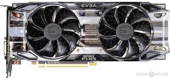 EVGA RTX 2070 Black Specs | TechPowerUp GPU Database