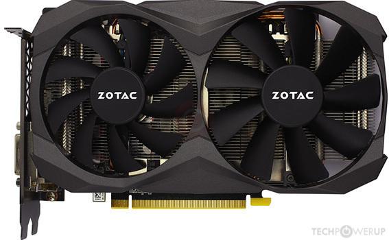 ZOTAC GTX 1060 GDDR5X Specs | TechPowerUp GPU Database